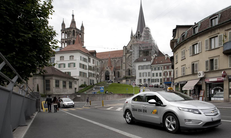 Taxi service à Lausanne